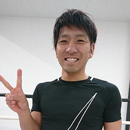 三輪フィジカル・ラントレトレーナー